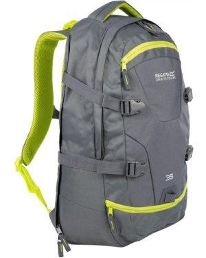 Paladen 35 Litre Laptop Backpack Seal Grey