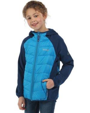 Kielder Hybrid Jacket Methyl Blue