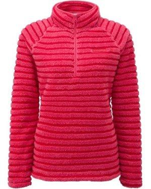 Appleby Half Zip Electric Pink