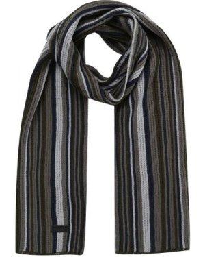 Regatta Men's Balton Knitted Scarf - Stripe