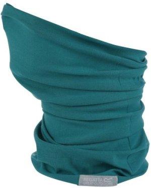Regatta Adults Stretch Multitube Scarf Mask - Turquoise