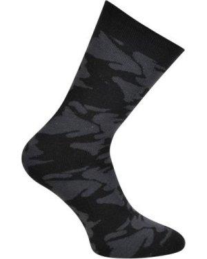 Dare2b Kids' Vigor Ski Socks - Ebony