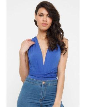 TFNC Jane Multiway Blue Bodysuit