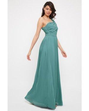 TFNC Pemau Native Green Maxi Dress