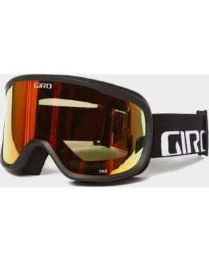 GIRO Cruz Goggles, Red/RED