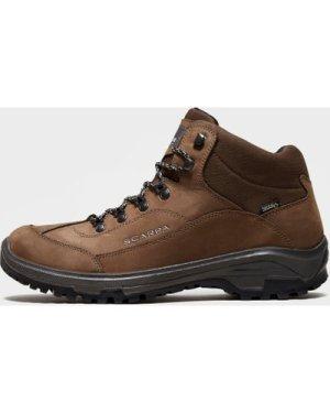 Scarpa Men's Cyrus Mid GORE-TEX Boot, Brown/BN