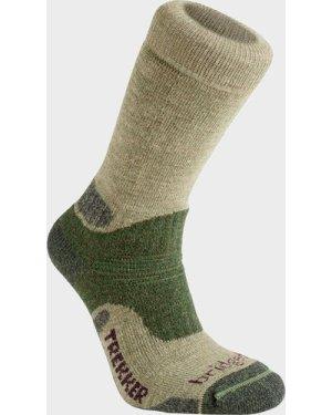Bridgedale Men's Hike Midweight Merino Endurance Boot Sock, Multi/M
