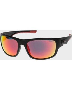 Sinner Bruno Sunglasses, Black/OIL