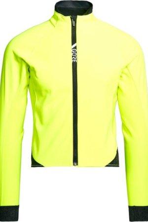 Gore Men's C5 Gore Tex Infinium Thermo Jacket, Yellow/YEL