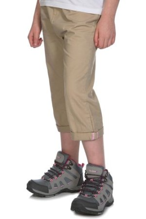 Peter Storm Kids' Capri Pants, TAN/TAN