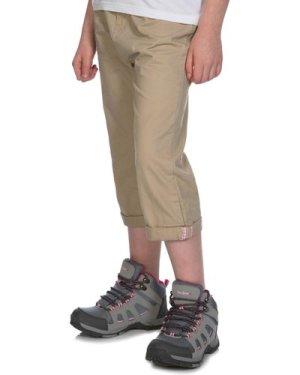 Peter Storm Kids' Capri Pants, TAN/TAN