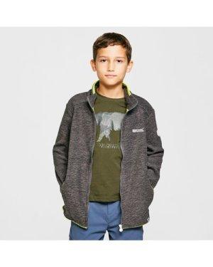 Regatta Kids' Highton Winter Full-zip Fleece, GREY/GREY