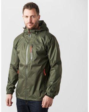 Peter Storm Men's Tornado Waterproof Jacket, Khaki