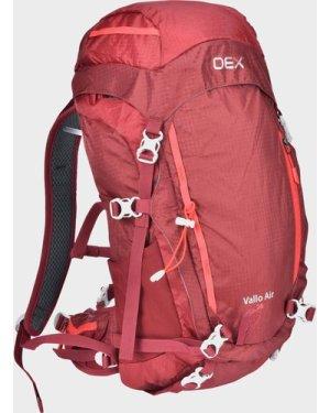 OEX Vallo Air 28 Rucksack, RED/28