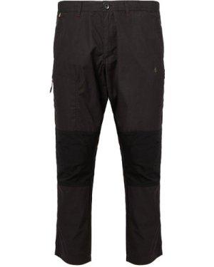Craghoppers Men's Verve Trousers, Black/Black