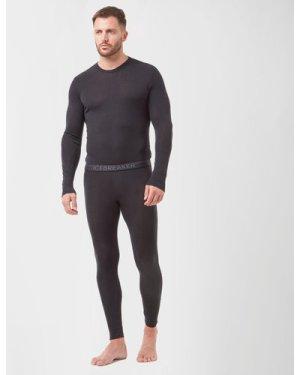 Icebreaker Men's 175 Everyday Leggings, Black/BLK