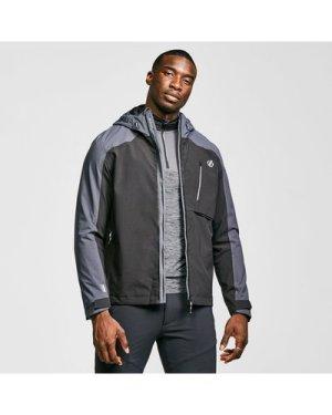 Dare 2B Men's Diluent III Ski Jacket, Grey/BLK