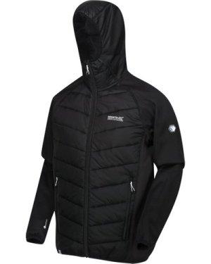 Regatta Men's Andreson Hybrid Jacket, Black/BL