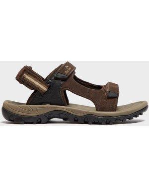 Peter Storm Men's Braunton II Sandal, BRN/BRN