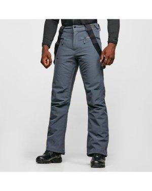 Salomon Men's Stance Ski Pants - Grey/Dgy, Grey/DGY