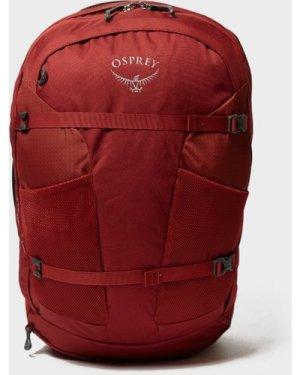 Osprey Farpoint 40 Litre Rucksack M/L - Red, Red
