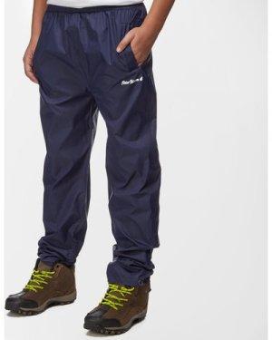 Peter Storm Kids' Packable Pants - Navy/Navy, NAVY/NAVY