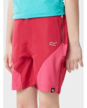 Regatta Kids' Sorcer Shorts - Pink/Dpk, Pink/DPK