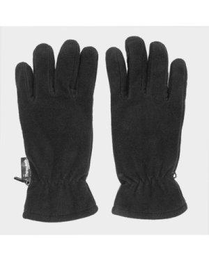 Peter Storm Thinsulate Double Fleece Gloves - Black/Blk, Black/BLK