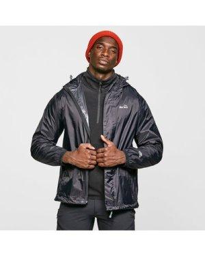 Peter Storm Men's Packable Jacket - Black/White, Black