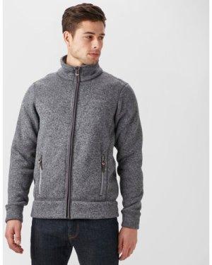 Brasher Men's Rydal Ii Fleece Jacket - Grey/Mgy, Grey/MGY