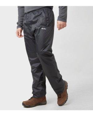 Peter Storm Men's Packable Pants - Black/Blk, Black/BLK
