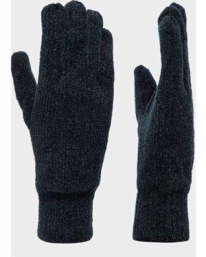 Peter Storm Women's Thinsulate Chennile Gloves - Black/Blk, Black/BLK