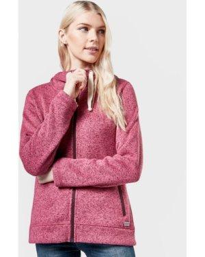 Brasher Women's Rydal Fleece - Pink/Pnk, Pink/PNK