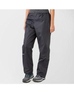 Berghaus Women's Stormcloud Waterproof Overtrousers - Black, Black