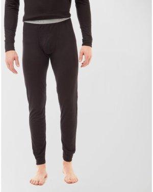 Odlo Men's Merino Pant - Black/Blk, Black/BLK