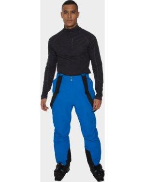 Protest Men's Owens Snow Pants - Blue/Blue, Blue/Blue