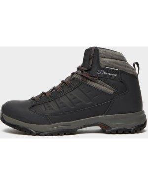 Berghaus Men's Expeditor Ridge 2.0 Walking Boot - Black/Brown, Black/Brown