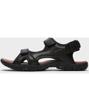 Regatta Haris Men's Sandals - Black/Haris, BLACK/HARIS