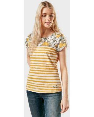 Peter Storm Women's Patsy T-Shirt - Yellow/Yel, Yellow/YEL