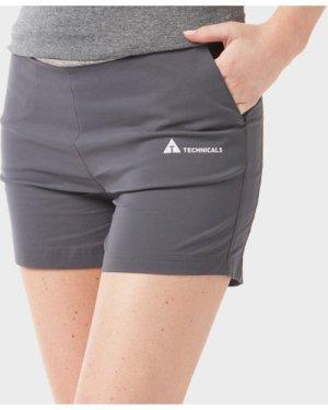Technicals Women's Vitality Shorts - Grey/Short, Grey/SHORT