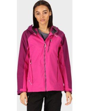 Regatta Women's Birchdale Waterproof Jacket - Purple/Pur, Purple/PUR