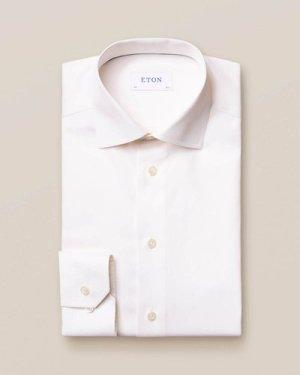 Off White Signature Twill Shirt