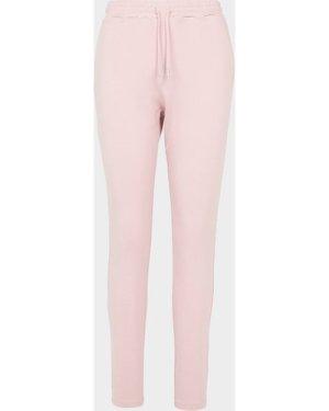 Women's Prevu Studio Signature Joggers Pink, Pink