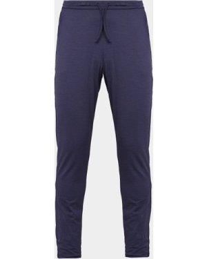 Men's Castore Relax Track Pants Blue, Navy