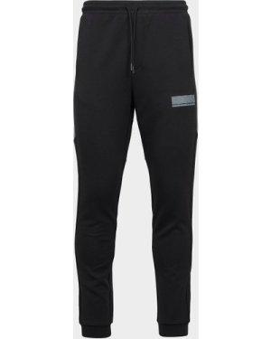 Men's BOSS Halvo Tonal Print Logo Joggers Multi, Black/Grey