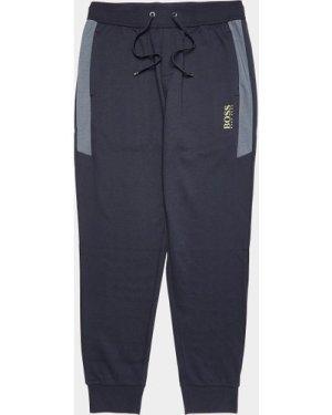 Men's BOSS Pique Mix Joggers Blue, Navy
