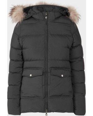 Women's Pyrenex Authentic Soft Padded Jacket Black, Black