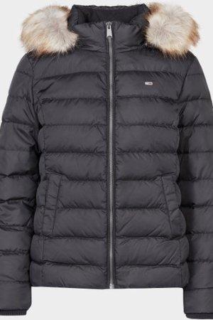 Women's Tommy Jeans Essential Down Jacket Black, Black