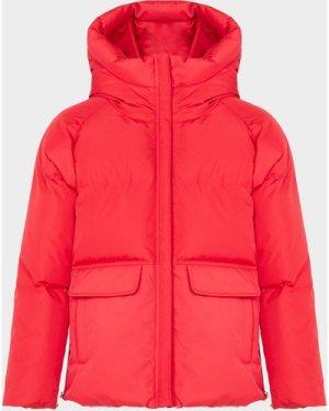 Pyrenex Ela Puffer Jacket Red, Red