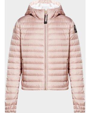 Kid's Parajumpers Surn Jacket Pink, Pink